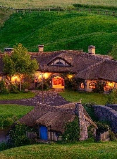 Amazon Studios anuncia que vai filmar série baseada em O Senhor dos Anéis na Nova Zelândia