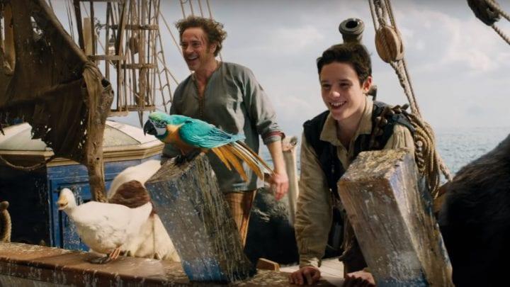 Dolittle   Robert Downey Jr.  aparece em novo trailer do filme