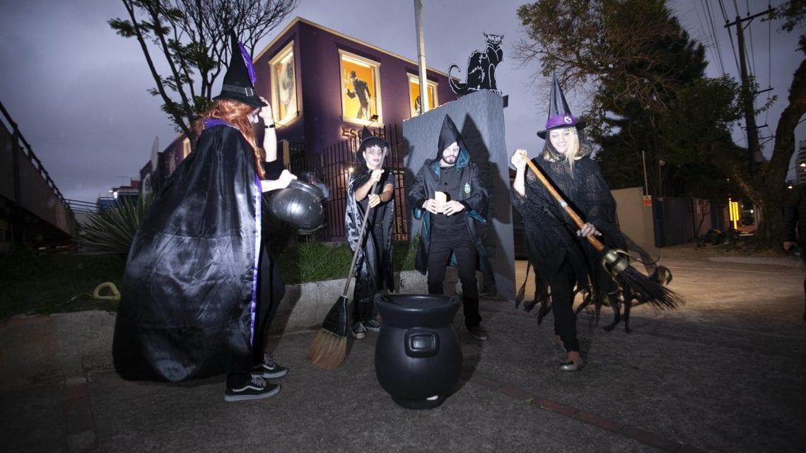 Escape Hotel solta as bruxas no Halloween
