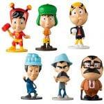 Nova parceria entre Bob's, SBT e Grupo Chespirito traz Chapolin e personagens da Turma do Chaves em campanha de Toy Arts