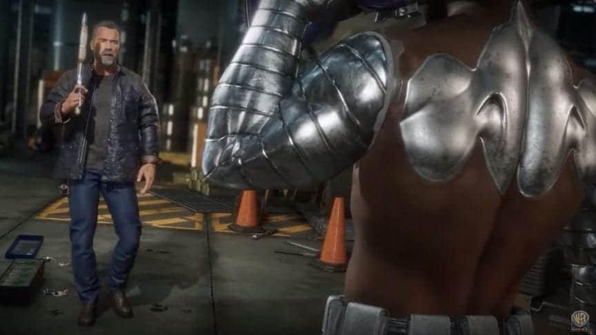 WB Games e NetherRealm Studios revelam trailer de gameplay do Exterminador T-800