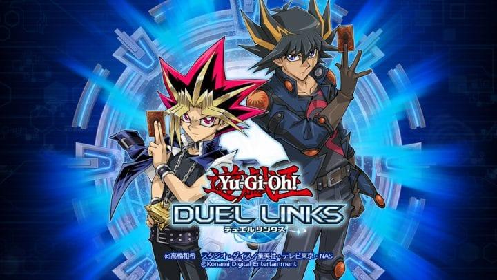 YU-GI-OH! Duel links chega a 100 milhões de downloads