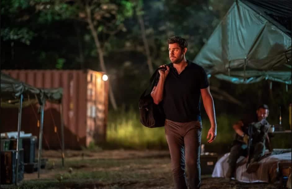 AMAZON PRIME VIDEO lança em 1º de novembro a 2ª temporada de Tom Clancy's Jack Ryan, série de ação estrelada por John Krasinski