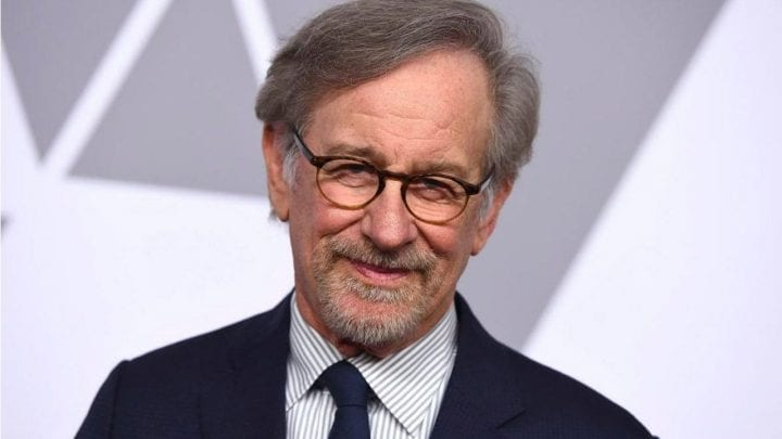 Metrópolis exibe entrevista inédita com Steven Spielberg