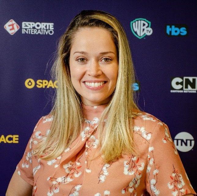 Turner anuncia Aline Dias como Diretora de Distribuição no Brasil