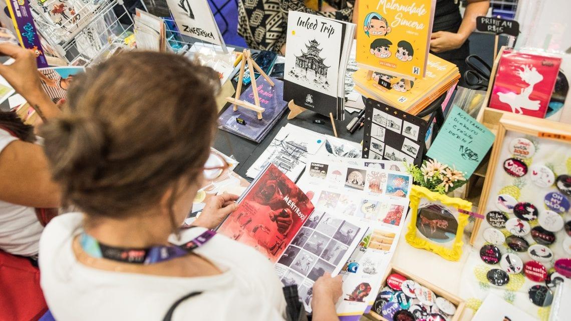CCXP19 anuncia Artists' Alley com mais de 500 artistas