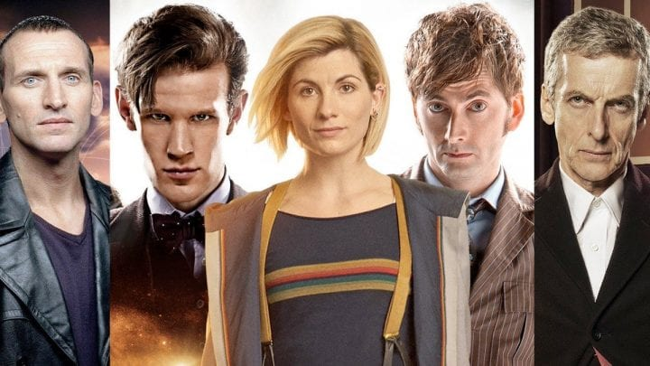 'Doctor Who' ganha data de estreia no Globoplay