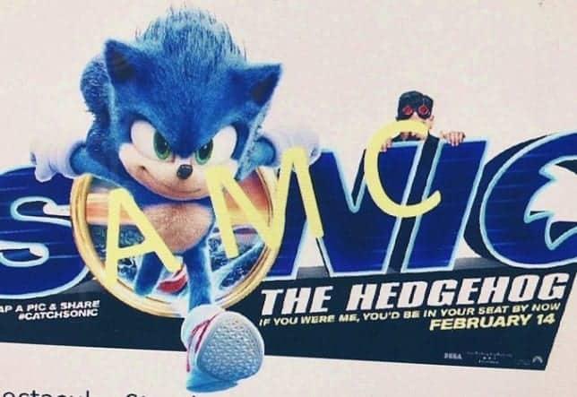 Sonic aparece com novo visual