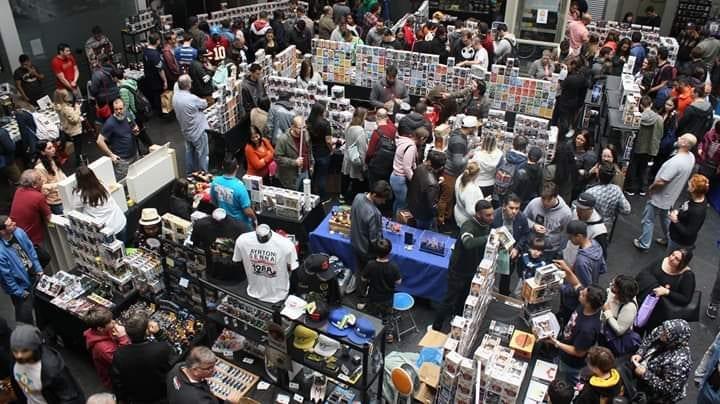 Encontro de Colecionadores de Funko Pop acontece no dia 23 de novembro