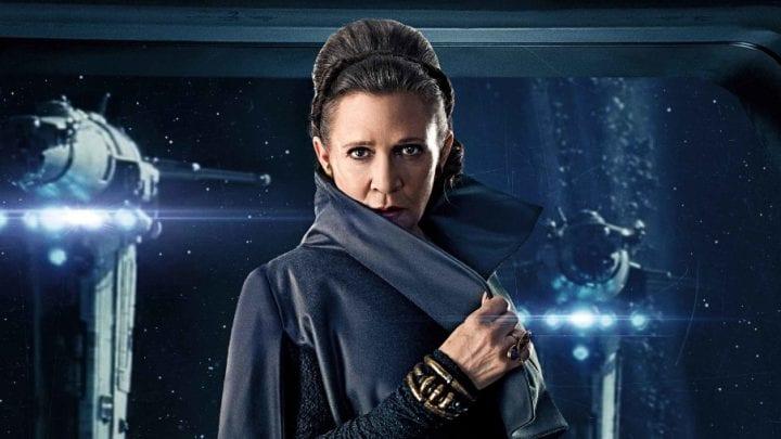 Carrie Fisher seria a Última Jedi segundo declaração de seu irmão Todd Fisher
