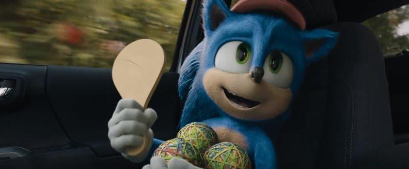 Finalmente o trailer e pôster do Sonic, com novo visual