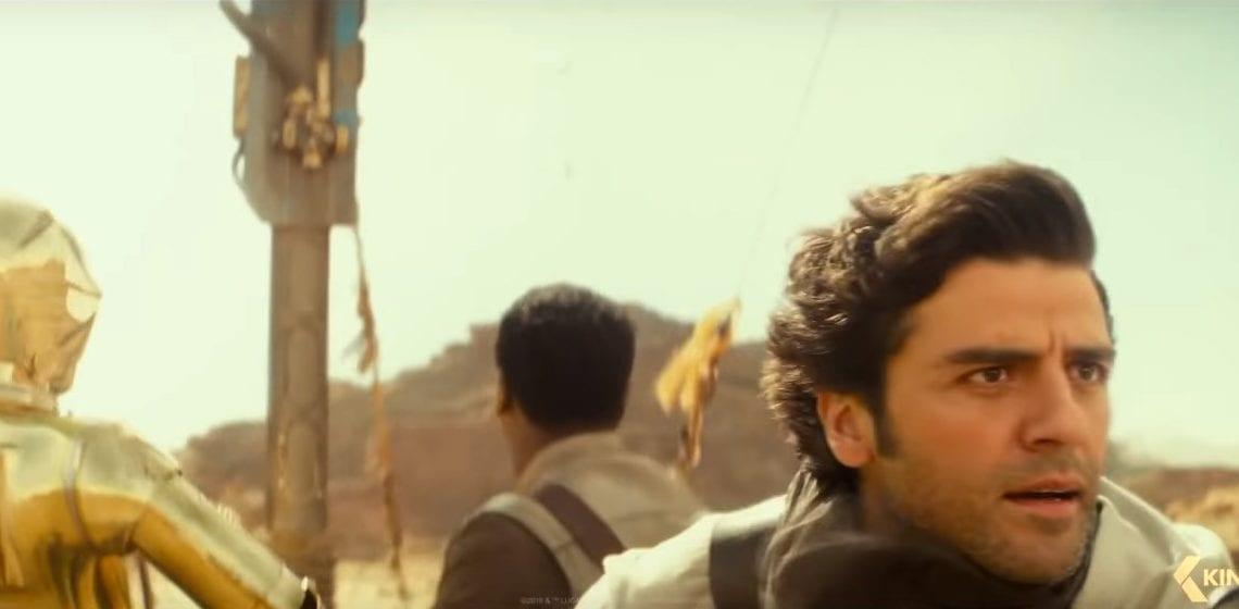 Star Wars: Ascensão Skywalker| Liberado mais um trailer com cena extra