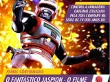 CCXP | Sato Company anuncia novidades do filme brasileiro de O Fantástico Jaspion e expõe armadura original