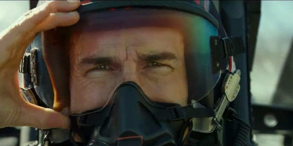 Tom Cruise arrasa em novo trailer de Top Gun: Maverick