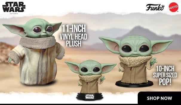 Baby Yoda entra em pré-venda nos EUA, é claro!