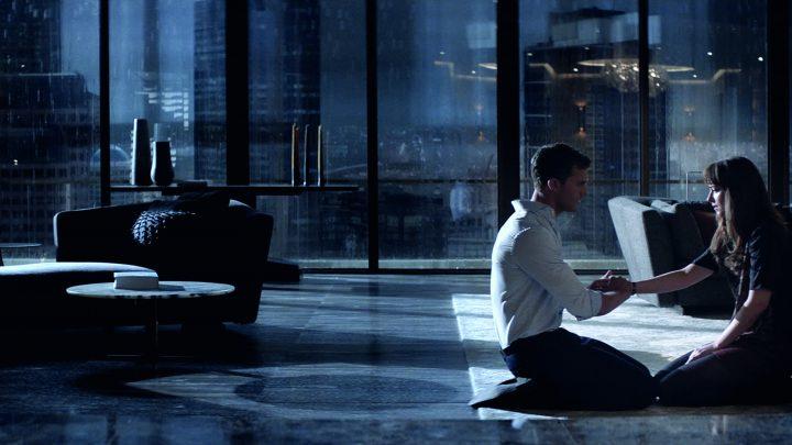 Studio Universal exibe 'Cinquenta Tons Mais Escuros'