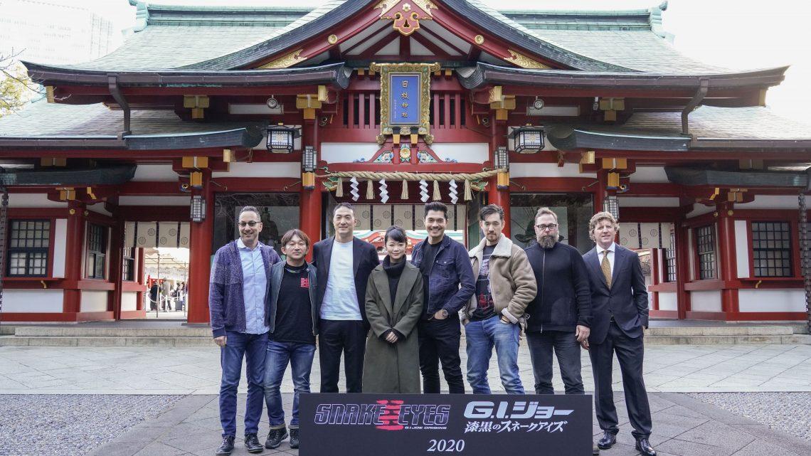 'G.I.Joe Origens: Snake Eyes' inicia filmagens no Japão