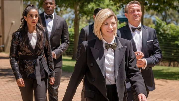 12ª temporada de 'Doctor Who' ganha data de estreia no Globoplay