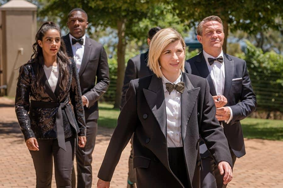 12ª temporada de 'Doctor Who' ganha data de estreia no Globoplay