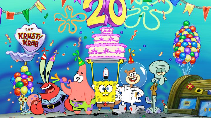 Nickelodeon prepara Melhor Maratona de Todos os Tempos de Bob Esponja