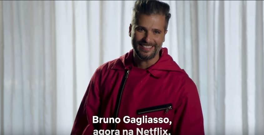 Bruno Gagliasso se une à Netflix para duas séries originais