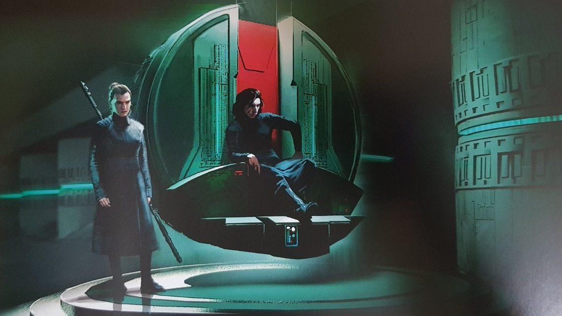 Ascensão Skywalker | Livro da arte conceitual do filme vazou online: e era bem diferente