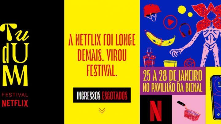 Vem aí o TUDUM Festival Netflix