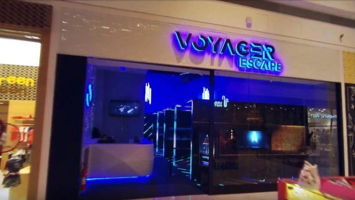 Voyager inaugura unidade itinerante no Shopping Eldorado, em São Paulo