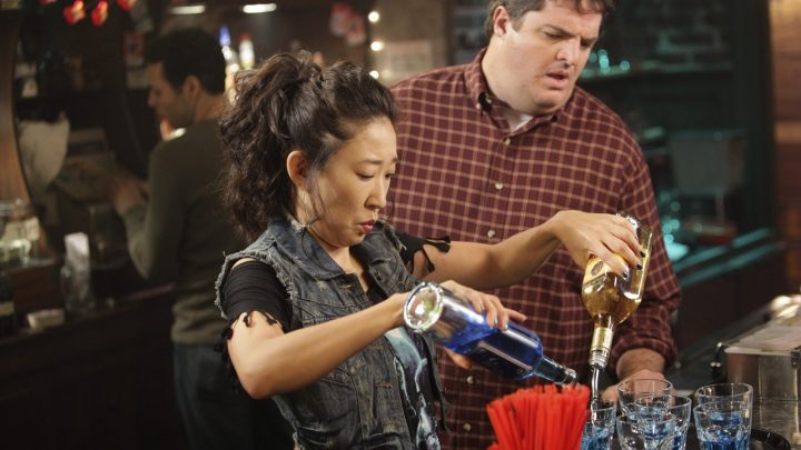 Sony Channel monta Bar do Joe para celebrar Grey's Anatomy