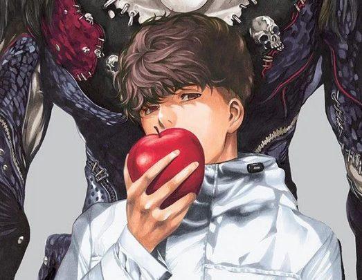 Editora JBC anuncia o lançamento do novo one-shot de Death Note em versão digital