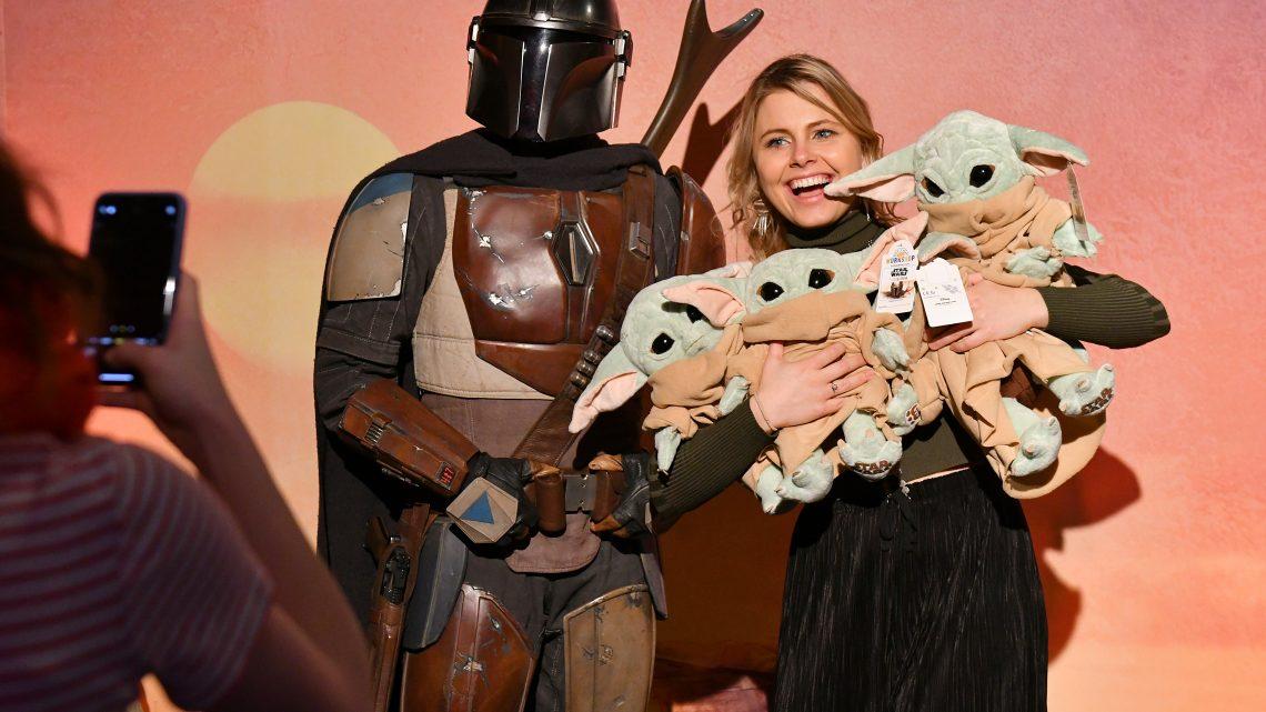 Mandalorian é destaque na New York Toy Fair