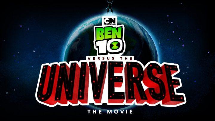 Ben 10 vs. The Universe chega ao Cartoon Network no final de 2020