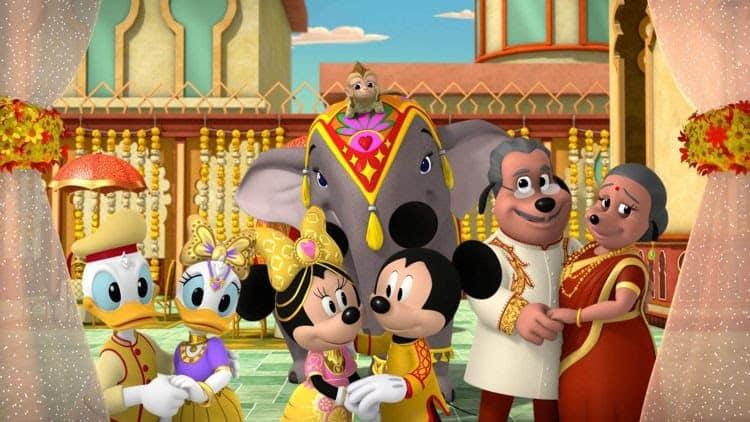 Chega ao Disney Junior os novos episódios de Mickey Mouse: Mix de Aventuras