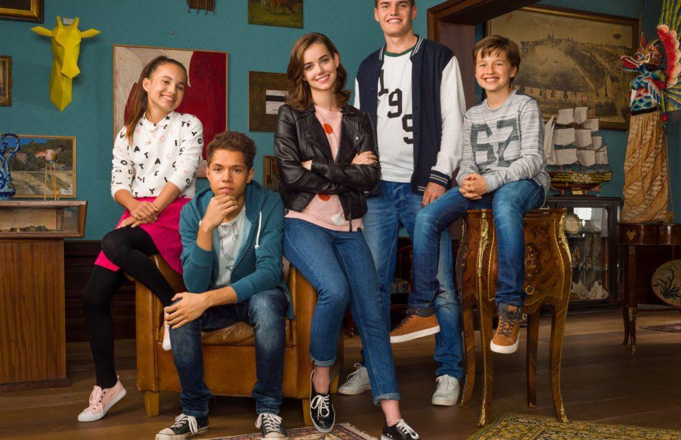 Nickelodeon anuncia 4ª temporada de Hunter Street
