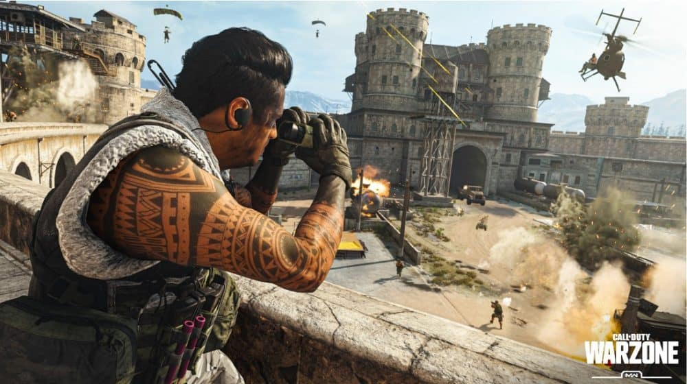 Call of Duty: Warzone – Trailer Oficial de Anúncio