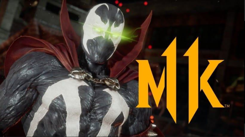 Trailer de Spawn em Mortal Kombat 11 é revelado na final da Liga Mundial do game