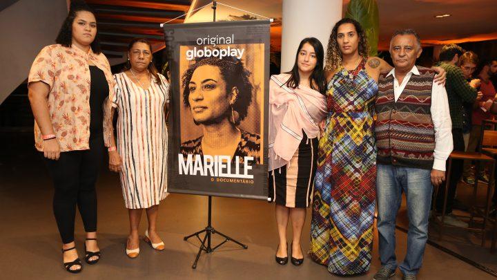 Globo exibe o primeiro episódio de 'Marielle – O Documentário' no 'Pré-estreia Globoplay'