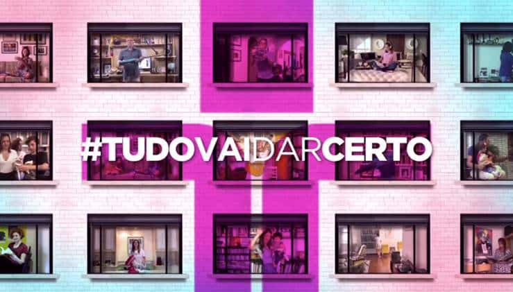 TV Cultura lança campanha #tudovaidarcerto