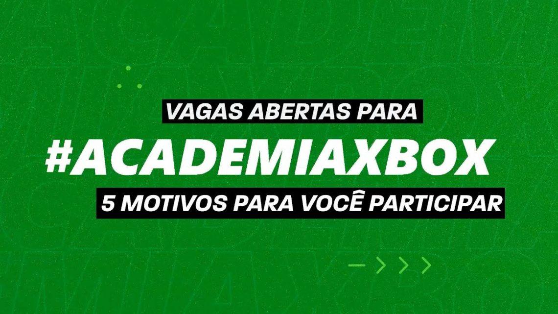 Faça parte da próxima turma da Academia de Criadores Xbox