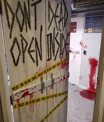 Escape 60 inova em mais um lançamento: sala Terror em Bangkok – O Apocalipse