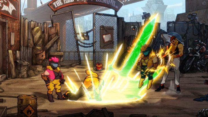 Streets of Rage 4 apresenta dezenas de personagens em pixel art jogáveis e trilhas clássicas para tributo retrô à trilogia original