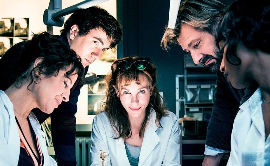 Série 'A Legista' estreia dia 23 exclusivamente no Looke