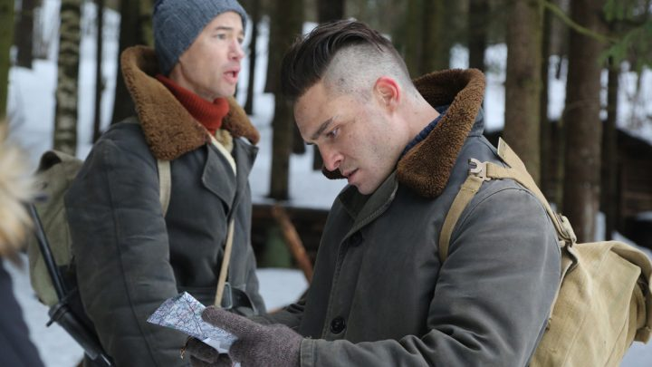 "Confira o trailer de ""Enemy Lines"", filme ambientado durante a Segunda Guerra Mundial"