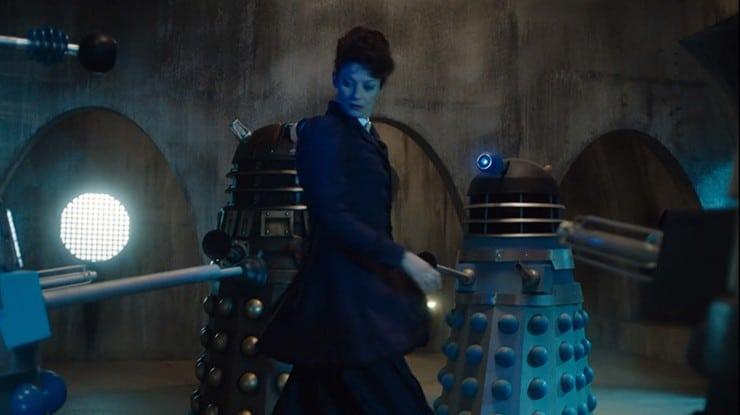 Doctor Who | Policia inglesa usa Dalek para alertar lockdown