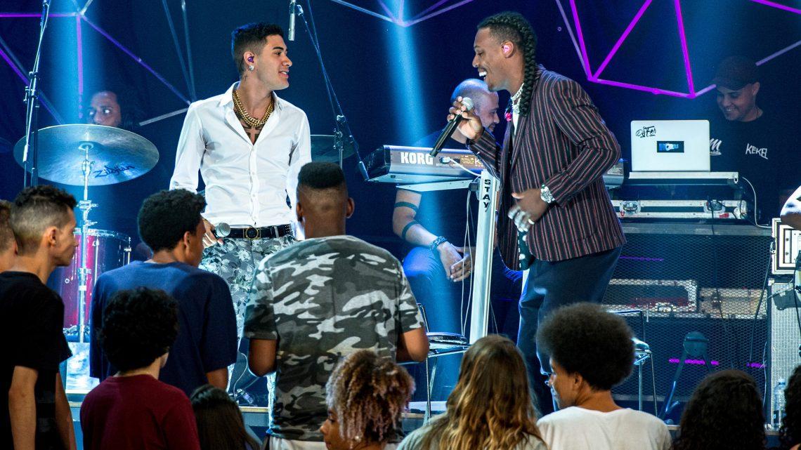 Serginho Groisman bate um papo com ex-campeões de diversas edições do 'Big Brother Brasil' e presta homenagem ao cantor Moraes Moreira