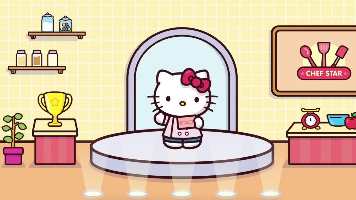 Reality Show Gastronômico de Hello Kitty e Amigos estreia no Youtube