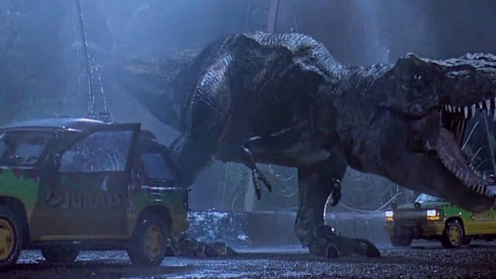 "AMC exibe a clássica trilogia ""Jurassic Park"""