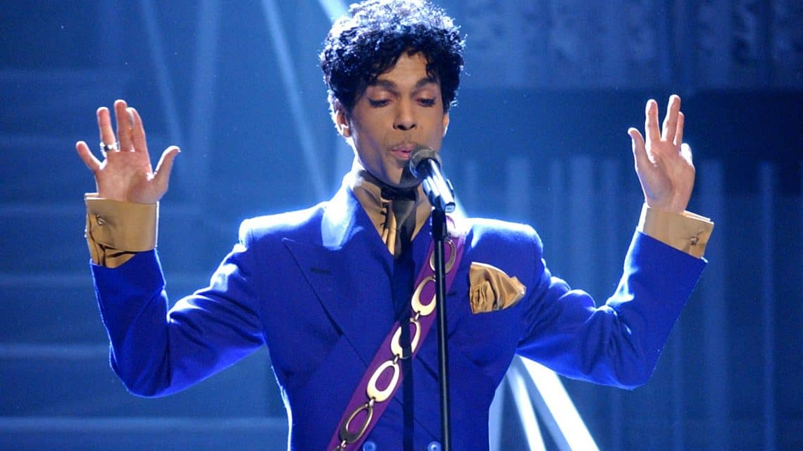 TNT exibe tributo ao Prince com exclusividade no Brasi
