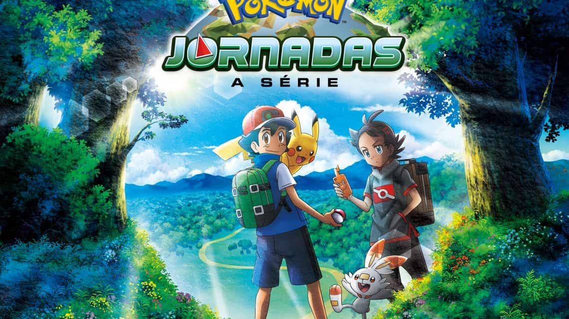 Jornadas Pokémon chega ao Cartoon Network em 2020