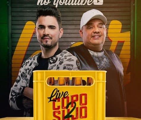"Humberto & Ronaldo apresentam live ""Copo Sujo 2"" nesta quinta-feira (14)"